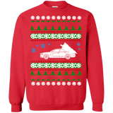 Dodge Charger SRT Hellcat Ugly Christmas Sweater