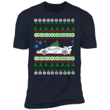 "Exotic car like McLaren P1 ugly christmas ""sweater"" t-shirt"