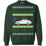 audi S3 sedan ugly christmas sweater