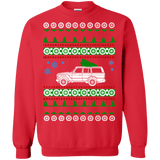 Land Cruiser 60 ugly christmas sweater