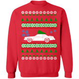 Oldsmobile 1984 Cutlass Supreme Ugly Christmas Sweater Sweatshirt sweatshirt
