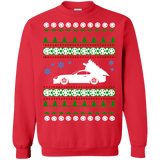 Toyota supra turbo mk4 ugly christmas sweater sweatshirt