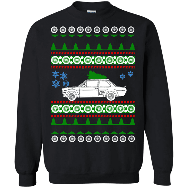 Fiat Abarth 131 Ugly Christmas Sweater sweatshirt