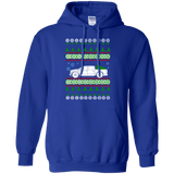 Ford Raptor SuperCab Hoodie 2018 Ugly Christmas Sweater