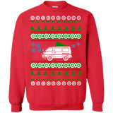 Mitsubishi Delica Star Wagon Ugly Christmas Sweater
