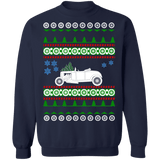 Car 1932 Ford Roadster Ugly Sweater Sweatshirt