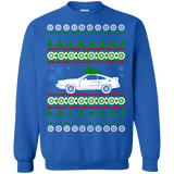 Ford Mustang II Ugly Christmas Sweater