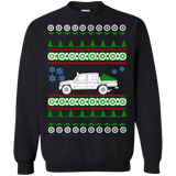 Toyota Land Cruiser 79 Series Ugly Christmas Sweater sweatshirt