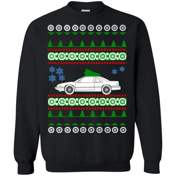 American Car Chevy Lumina Ugly Christmas Sweater