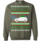 Jeep Grand Cherokee 2019 Ugly Christmas Sweater sweatshirt
