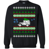 Toyota FJ40 land Cruiser 1978 Ugly Christmas Sweater sweatshirt