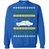 Fiat Abarth 131 Ugly Christmas Sweater