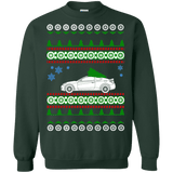 hyundai genesis coupe ugly christmas sweater