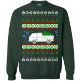 vw transporter ugly christmas sweater