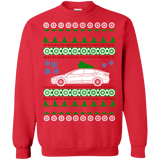 Tesla Model 3 ugly christmas sweater