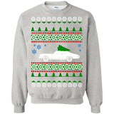 chevy chevelle ugly christmas sweater