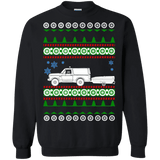 Pop-up Camper Ford Bronco II ugly Christmas Sweater sweatshirt