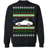 German car like 996 Carrera Porsche 911 Ugly Christmas Sweater