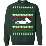 Mazda Miata Ugly Christmas Sweater crewneck NA sweatshirt
