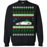 Exotic car like Lamborghini Aventador Crewneck Ugly Christmas sweatshirt