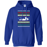 Miata Celebrate Topless Ugly Christmas Sweater sweatshirt
