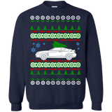 Hyundai Tiburon 2nd gen ugly christmas sweater sweatshirt