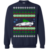 Lamborghini Countach ugly christmas sweater sweatshirt