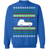 Truck like 1969 Dodge A100 Ugly Christmas Sweater Sweatshirt