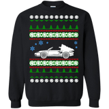 German Sports Car Porsche Boxster style Ugly Christmas Sweater sweatshirt