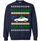 Ford Escort ZX2 Ugly Christmas Sweater