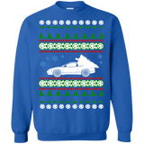 Mitsubishi Eclipse gen 2 Ugly Christmas Sweater sweatshirt