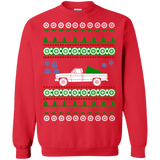 Chevrolet C30 Cheyenne Camper Special Ugly Christmas Sweater sweatshirt