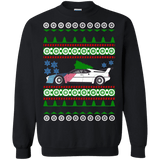 German Car BMW M1 Ugly Christmas Sweater