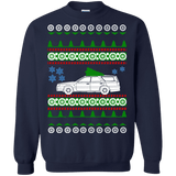 Nissan Stagea R34 Green tree ugly christmas Sweater