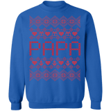 Papa Ugly Christmas Sweater sweatshirt