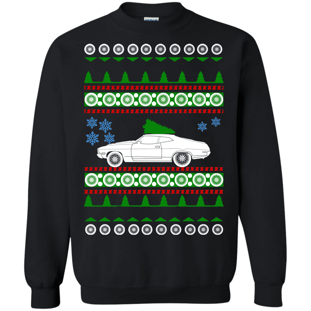 Ford Fairmont XC Coupe Ugly Christmas Sweater