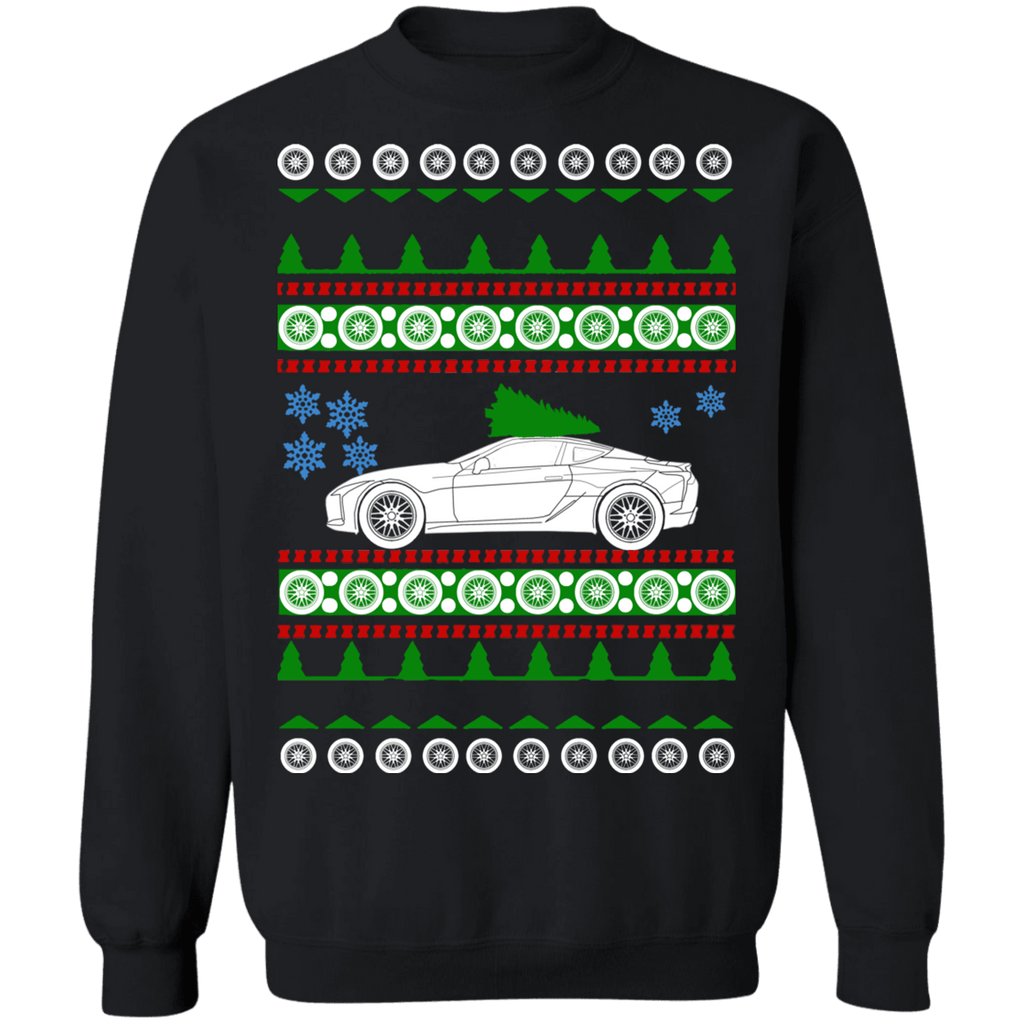 LC500 Lexus Ugly Christmas Sweater Sweatshirt sweatshirt