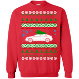 Dodge Dart ugly christmas sweater