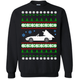 Mazda Miata Ugly Christmas Sweater crewneck