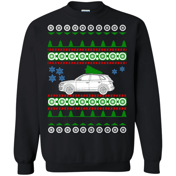German Car Audi Q5 Ugly Christmas Sweater sweatshirt
