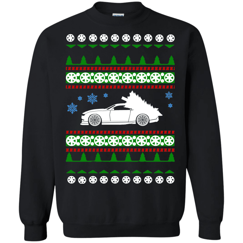 Chevy Camaro Ugly Christmas Sweater Z28 sweatshirt