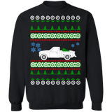 Pick Up Truck Chevy LUV Step Side 1976 Ugly Christmas Sweater sweatshirt