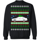 Volvo S80 First Gen version 2 Ugly Christmas Sweater sweatshirt