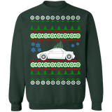 Exotic car like Lotus Elan M100 Ugly Christmas Sweater Sweatshirt