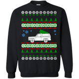 Chevy K5 Blazer ugly christmas sweater