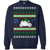 Ducati Panigale V4R Motorcycle Ugly Christmas Sweater