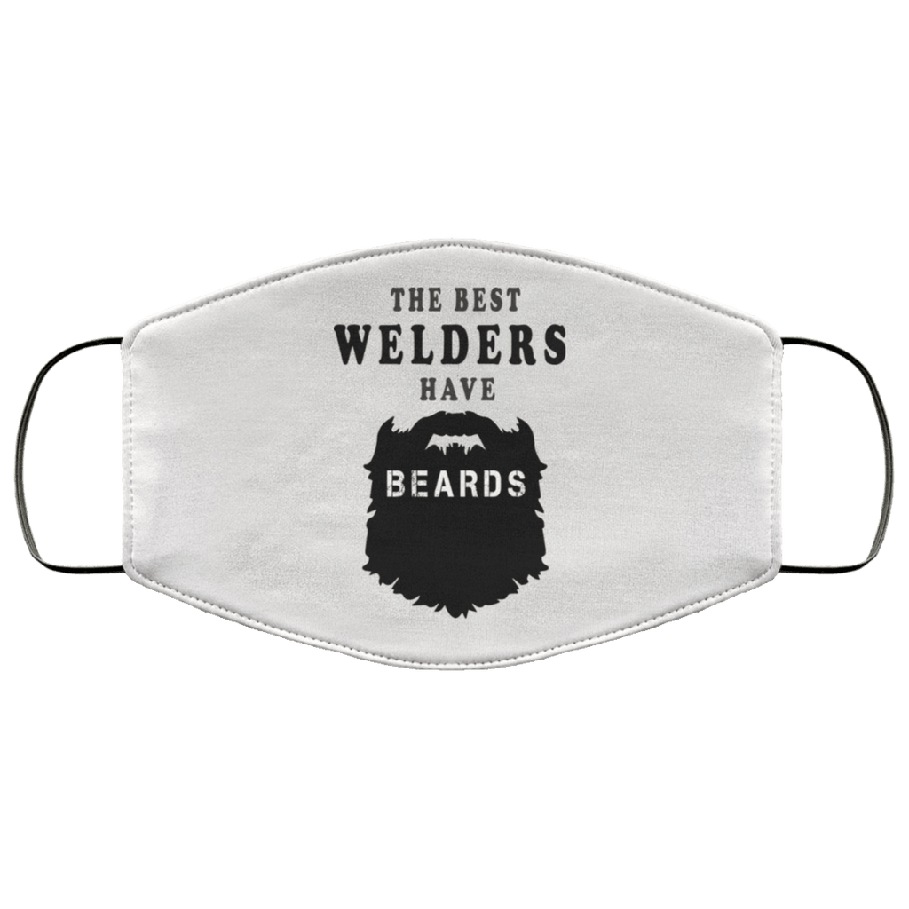 Bearded Welder Face Mask