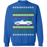 Mazda Miata Eunos NB 2nd Generation Ugly Christmas Sweater Sweatshirt sweatshirt