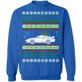 German car like 996 GT3 Porsche 911 Ugly Christmas Sweater sweatshirt