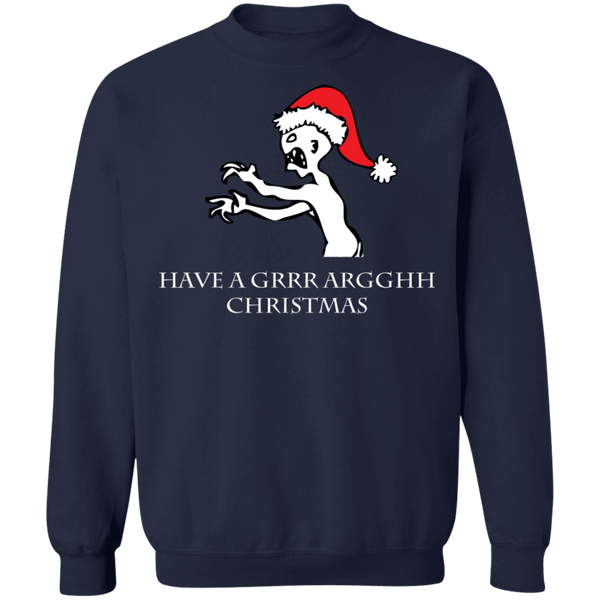 Monster Alien ugly christmas sweater sweatshirt